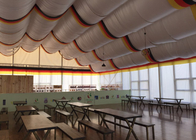 Extruded Aluminum Framing Luxury Wedding Party Tent , Outdoor Wedding Reception Tent