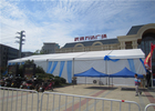 Aluminum PVC Event White Marquee Tent / MST Pagoda Canopy Tent