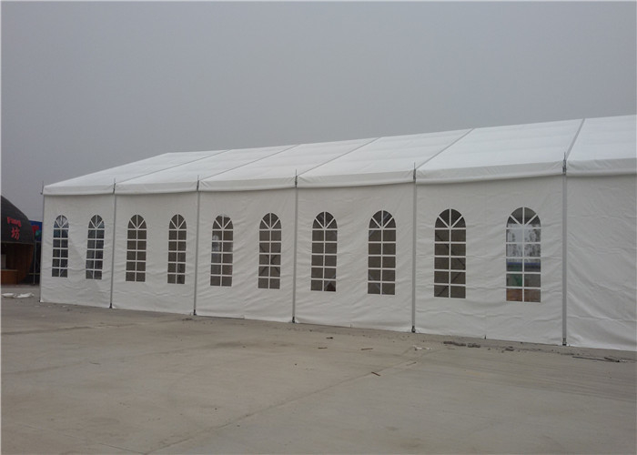 Steel Structure Clear Roof Wedding Garden Party Tent For Wedding Ceremony